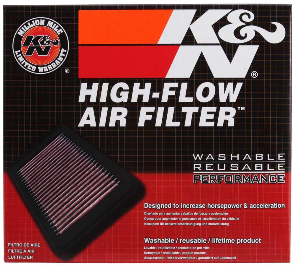 K/&N Panel Air Filter 33-2997