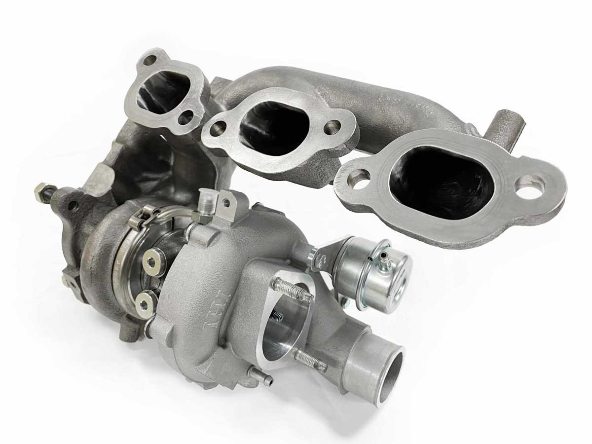 Litchfield Stage 5 – 950 bhp capable – Borg Warner 6758 EFR Standard Manifold Turbo Kit