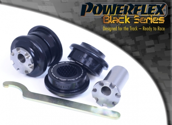 Powerflex - Front Control Arm to Chassis Bush - Camber Adjustable - Black  Series