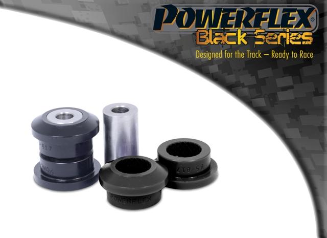 PFR85-815-19.6BLK POWERFLEX BLACK SERIES Rear Anti Roll Bar Bushes 19.6mm